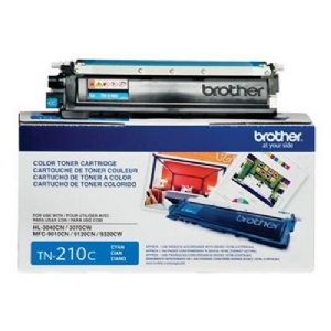 Brother® TN210C cián Toner Cartridge