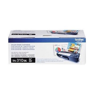 Brother® TN310BK  Black Toner Cartridge