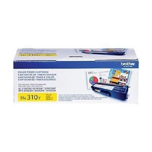 Brother® TN310Y  amarillo Toner Cartridge
