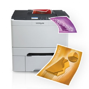 IMPRESORA LASER COLOR LEXMARK CS310DN