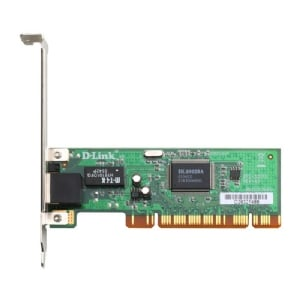 Network Adapter 10/100 Base-Tx, PCI-bus