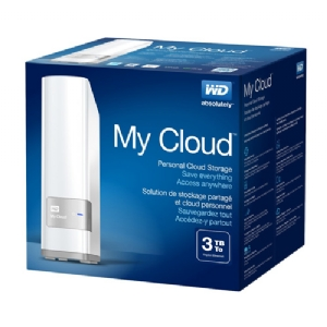 NAS Western Digital 3TB Personal Cloud Storage