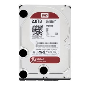 Disco Duro Western Digital RED de 2TB (SATA, 5400rpm, Formato 3.5)