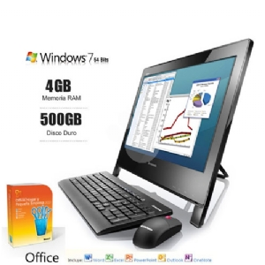 ThinkCentre Edge 71z Windows 7 Pro y Office 2010