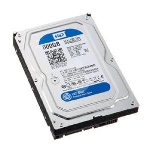 Disco Duro Western Digital Blue de 500GB (SATA, 7200rpm, Formato 3.5)