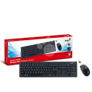 kit teclado y mouse Inalámbrico Genius
