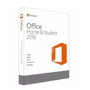Microsoft Office Home & Student 2016 - Descargable