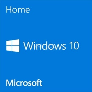 Microsoft Windows 10 Home (64 Bits)