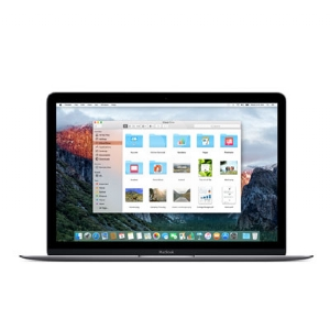Nuevo Macbook 12 Space Gray MLH82CI/A