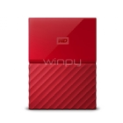 Disco duro portátil de 1TB My Passport Western™Red