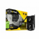 Zotac NVIDIA GeForce GTX 1050 Ti OC Edition 4GB