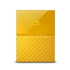 Disco duro portátil de 1TB My Passport Western™ Yellow