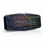 Teclado Gamer Genius Scorpion K9 (LED, USB, Black)
