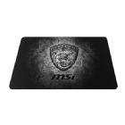 Mousepad MSI Gaming Shield, color negro
