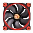 Thermaltake Riing 12 LED - Ventilador de 120 mm, rojo