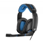 Audífonos Gamer Sennheiser GSP 300 (On Ear, Multiplataforma, Negro)