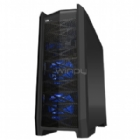 Gabinete Gamemax M-902 BLUE (USB 3,0x2, USB 2,0x2, LED, ATX)