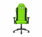 Silla Gamer AKRacing Prime Series (Negra/Verde)