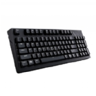 Teclado Mecanico Cooler Master MasterKeys PRO M WHITE (Cherry MX Blue, Ingles)