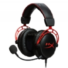 Audifonos Gamer HyperX Cloud Alpha (Alámbrico, 3,5mm, Negro/Rojo)