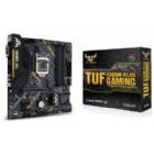 Placa Madre Asus TUF B360M-PLUS GAMING (LGA1151v2, DDR4 2666, M2, Optane, Led RGB, mATX)