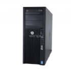 Workstation HP Z420 CMT (Xeon E5-1620, 16GB RAM, 500SSD+1TB, 2x Quadro K600, Win7 Pro)
