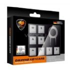 Kit de Teclas Gaming Cougar Metal Key Caps para teclados Cherry Mx