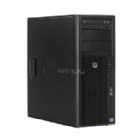 Workstation HP Z420 CMT (Xeon E5-1620, 8GB RAM, 120 SSD+1TB, 2x Quadro K600, Win7 Pro)