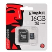 Tarjeta de memoria Flash 16GB Class 4 - SDC4/16GB