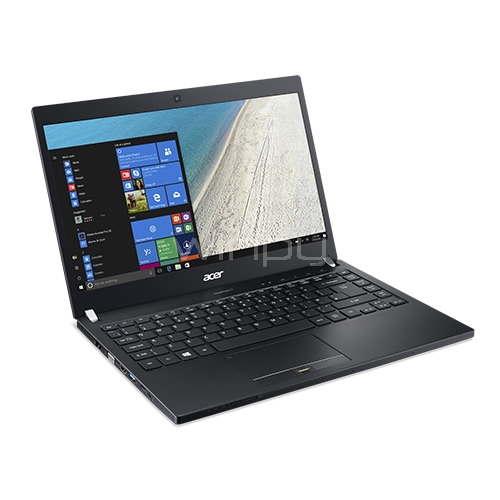 Notebook Acer TravelMate P6 TMP-648-M-52TA (i5-6200, 8GB DDR4, 1TB HDD, Pantalla 14, Win10 Pro)