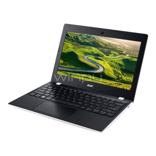 acer aspire one cloudbook ao1-132-c53y (intel n3060, 2gb, 32gb ssd, pantalla 11,6)