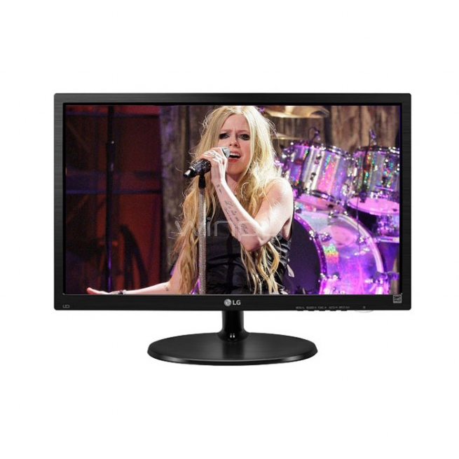 monitor lg 22m38h-b - led (22 diagonal)