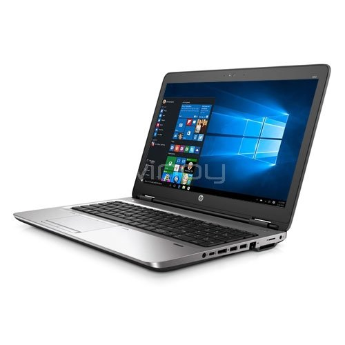 Notebook HP ProBook 650 G2 (i7-6600U 8GB DDR4, 1Tera, Pantalla 15,6 FreeDOS)