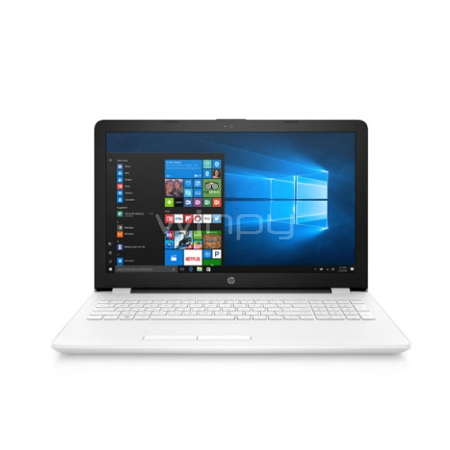 Notebook HP 15-BW007LA (AMD A9-9420, 4GB RAM, 1TB HDD, Pantalla 15,6, W10)