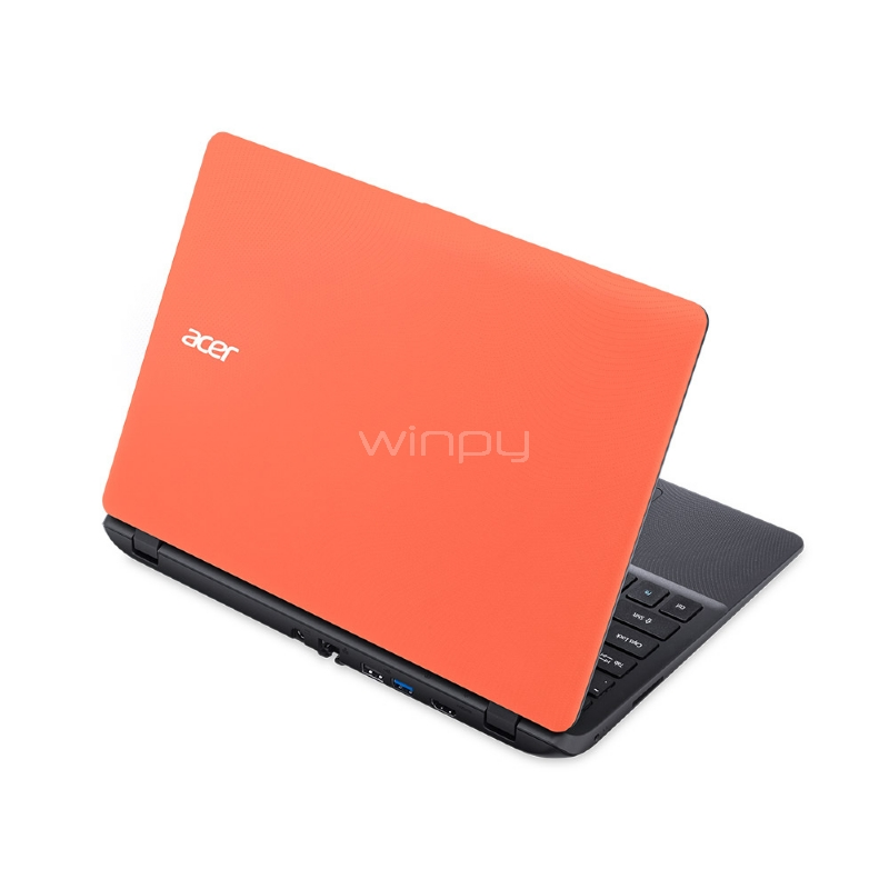notebook acer aspire es1-331-p4v3 (n3700, 4gb ram, 500gb hdd, pantalla led 13,3, win10)