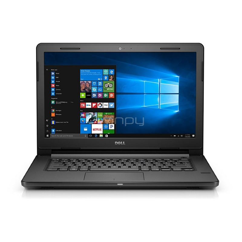 Notebook Dell Vostro 3468 (i3-6006U, 8GB DDR4, 1TB HDD, Pantalla 14, W10 CK9YF)
