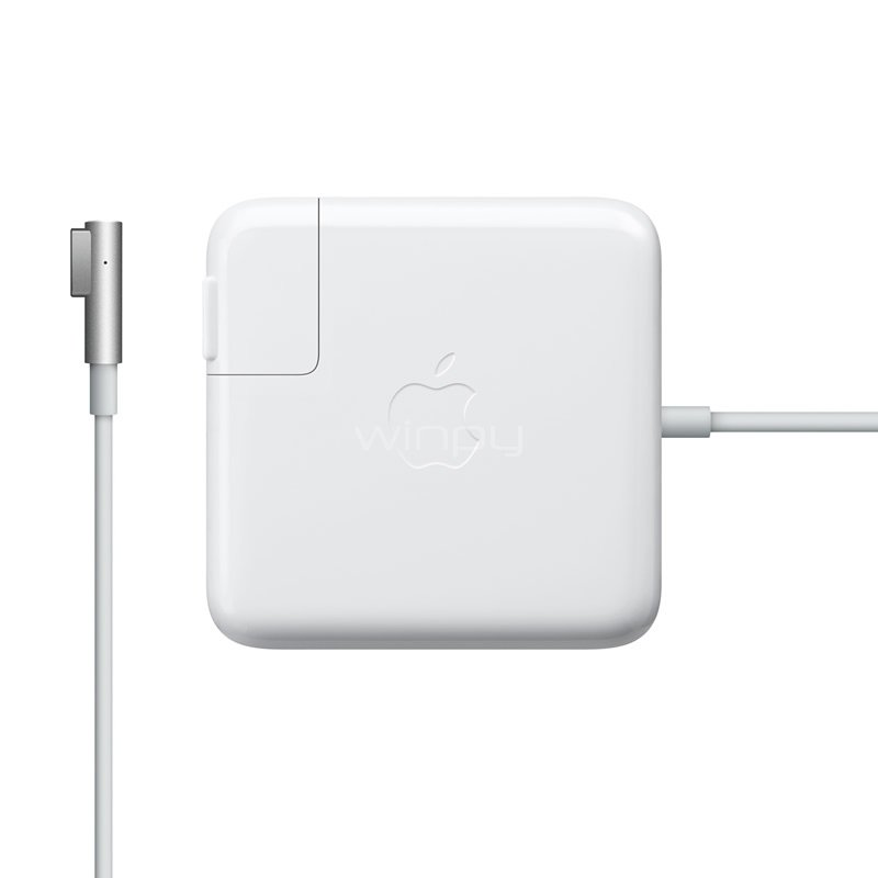cargador apple magsafe 85w para macbook pro