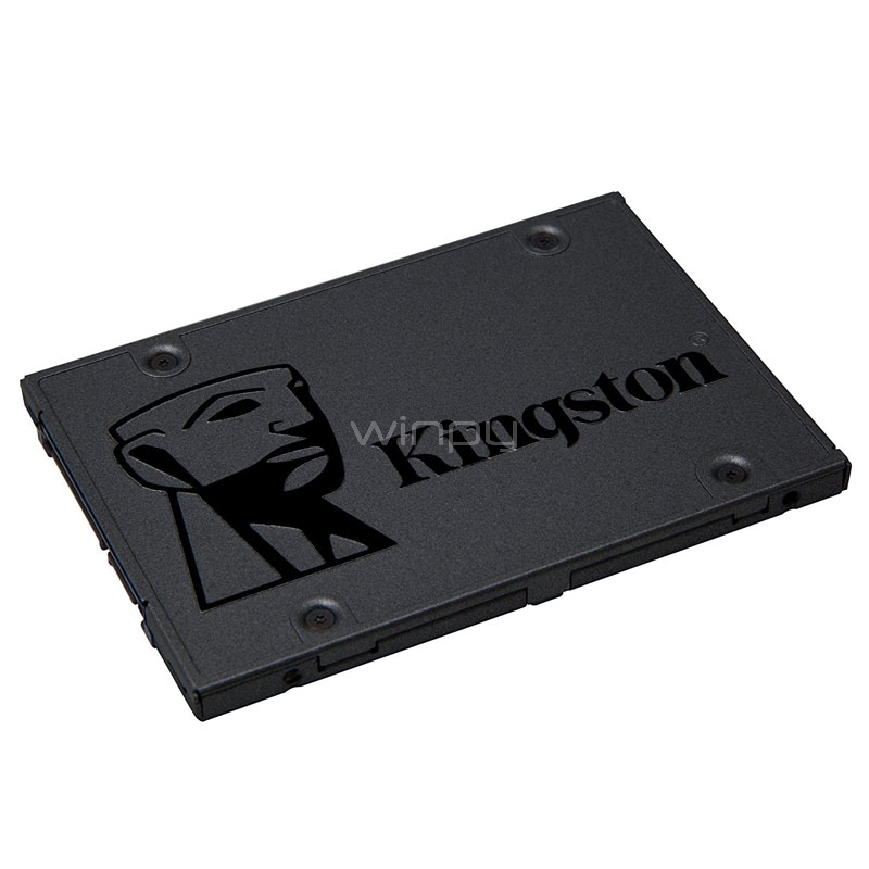 disco estado sólido kingston a400 ssd de 240gb - sa400s37/240g