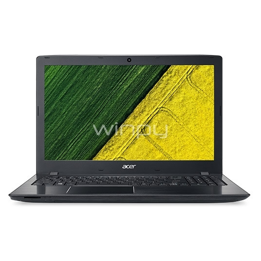 Notebook Acer Aspire E5-575G-54EN (i5-7200U, GeForce 940MX, 8GB DDR4 , 1TB HDD, Win10, Pantalla 15,6)