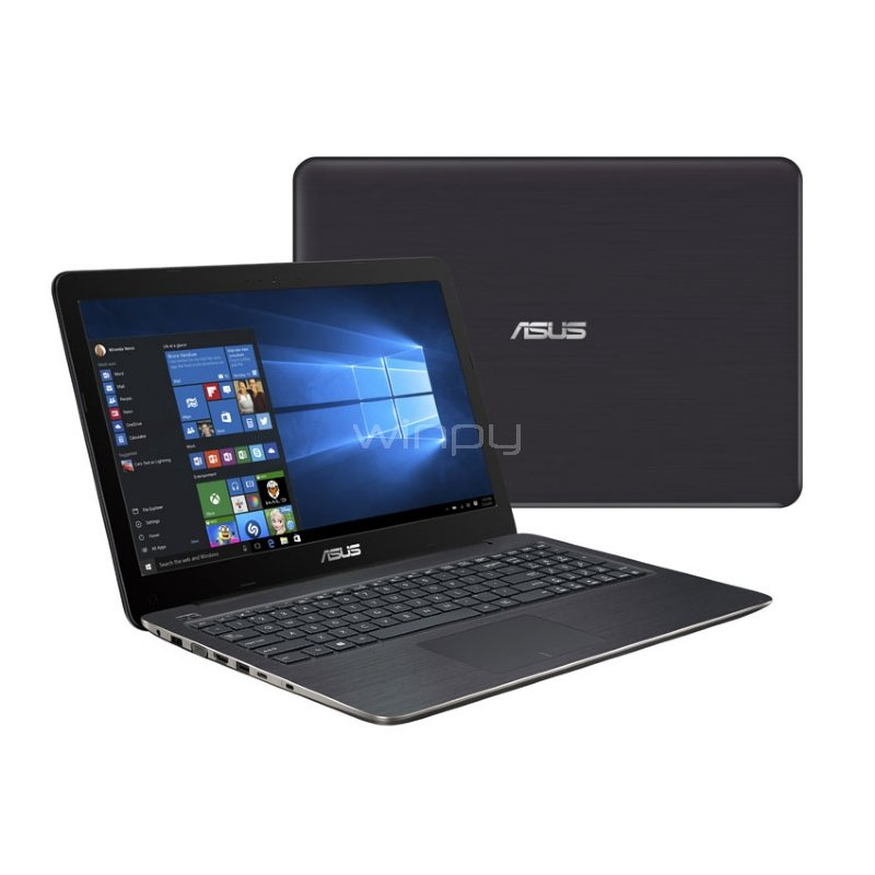 notebook asus vivobook x556uq-dm796d (i5-7200u, geforce 940mx, 8gb ddr4, 1tb hdd, freedos, pantalla 15)