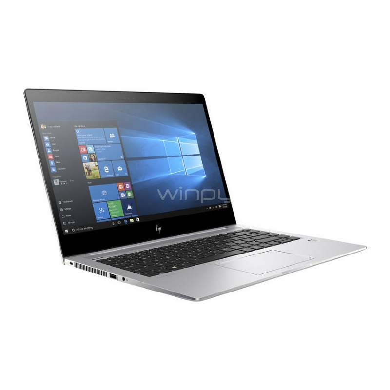 ultrabook hp elitebook 1040 g4 (i5-7200u, 8gb ddr4, 256gb ssd, win10 pro, pantalla 14)