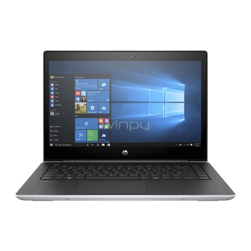 Notebook HP ProBook 450 G5 (i5-8250U, 4GB DDR4, 1TB HDD, Pantalla 15,6, Win10 Pro)
