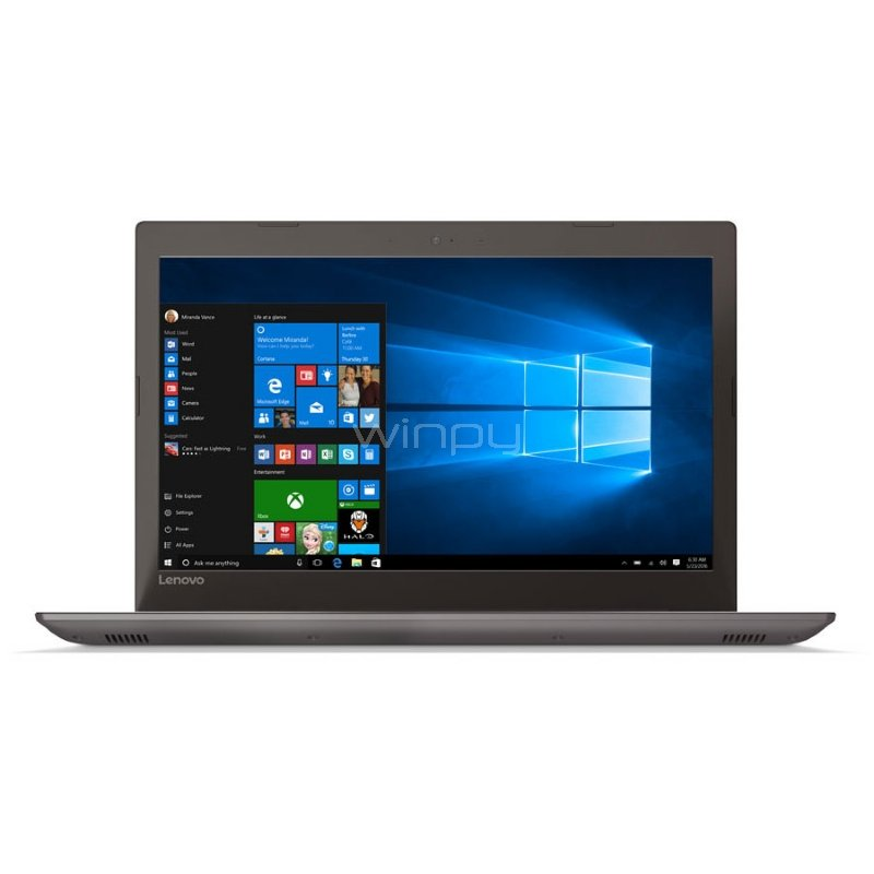 Notebook Lenovo IdeaPad 520-15IKB (i5-7200U, GeForce 940MX, 12GB DDR4, 1TB HDD, Win10)