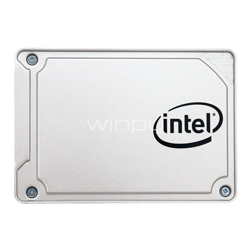 Disco estado sólido Intel 545s Series de 256GB (SSD, 550MB/s Read, 500MB/s Write)