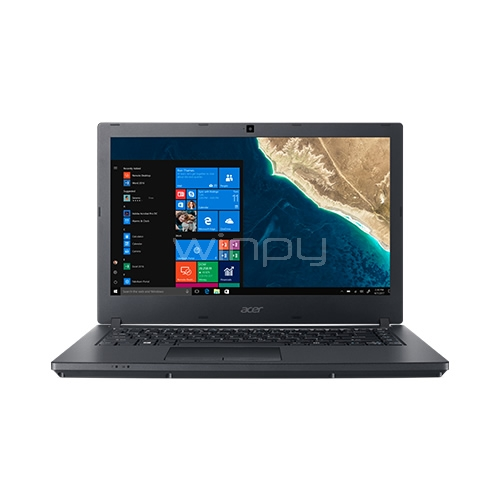 notebook acer travelmate p2 - tmp2410-m-5854 (i5-7200u, 8gb ddr4, 1tb hdd, pantalla 14, win10 pro)
