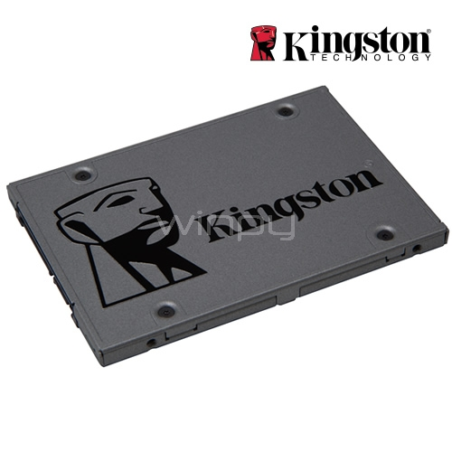 Disco estado sólido Kingston UV500 de 240GB (SSD, 3D TLC, 520MB/s Write, 500MB/s Read)