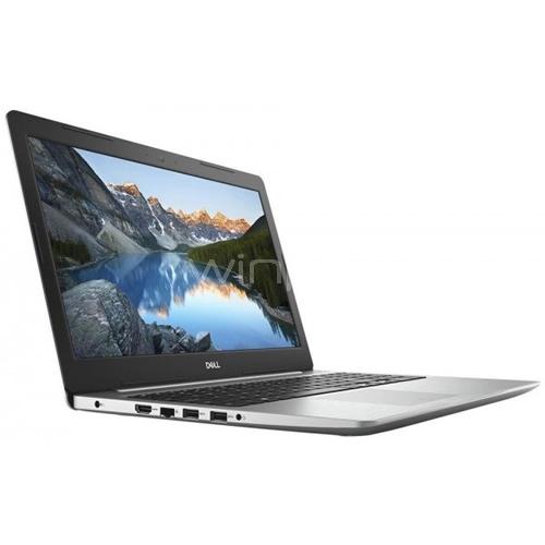 Notebook Dell Inspiron 15-5570 (i7-8550u, Radeon 530 4GB, 8GB DDR4, 2TB HDD, Pantalla 15.6, Win10)