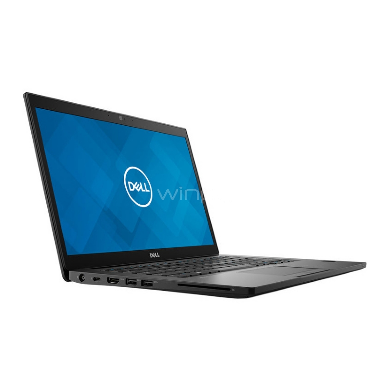 Notebook Dell Latitude 7490 Empresarial (i5-8250U, 8GB DDR4, 256GB M2, Pantalla Full HD 14, Win10 Pro)