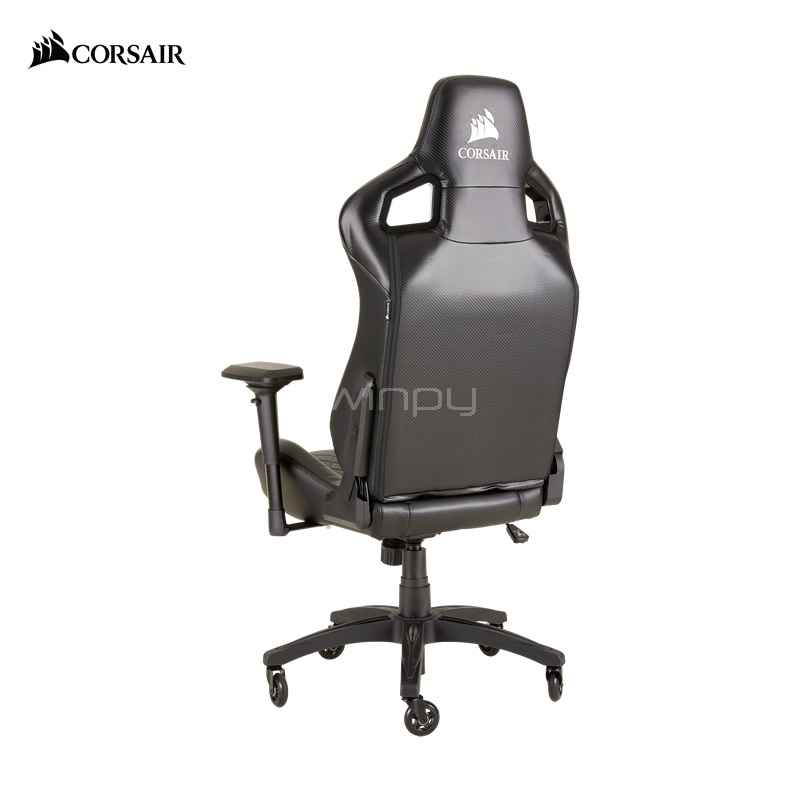 silla gamer corsair t1 race 2018 (negra)