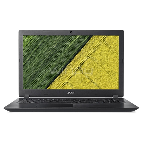 Notebook Acer Aspire 3 - A315-51-30CQ (i3-7020U, 4GB RAM, 1TB HDD, Pantalla 15.6, Win10)